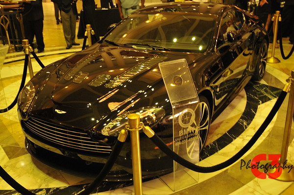 Aston Martin Debut
