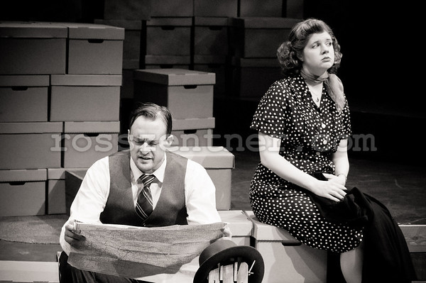 "Forward Theater Company's ""1,000 Words"""