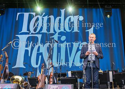 Åbning, Tønder Festival 2018