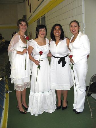 Smith College Graduation 2007