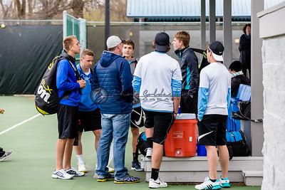 JCHS Boys Tennis 2016