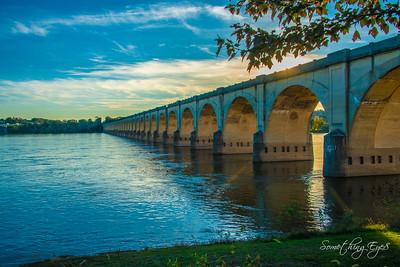 Susquehanna Waterfront - Harrisburg, Pa
