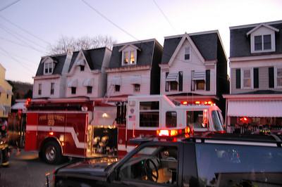 PORT CARBON HOUSE FIRE 11-01-2009 PICTURES BY COALREGIONFIRE