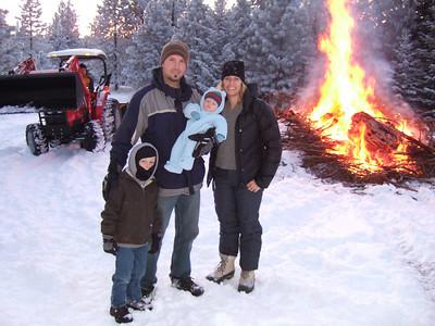 Xmas Tree Hunting '09