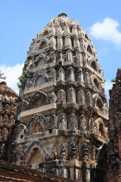 Khmer-style prang