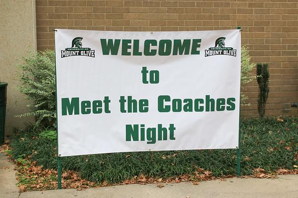Meet the Coaches 2015