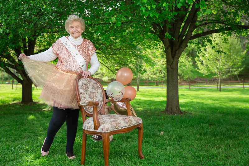 Maw-Maw Helen | 90 & Fabulous