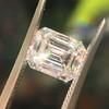 1.83ct Vintage Emerald Cut Diamond GIA F VVS2 27