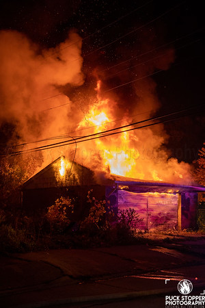 Multiple Fires - Multiple Locations, Detroit, MI - 10/22/20-10/26/20
