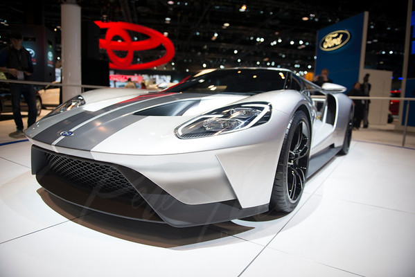 Chicago Auto show Media week