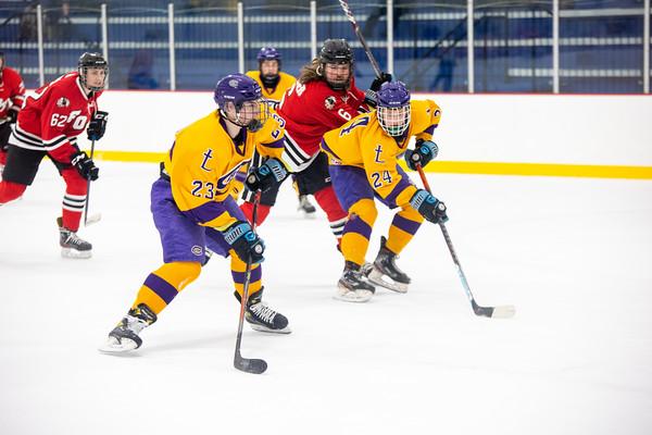 Ice Hockey: CBC vs Fox