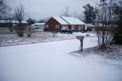 Winter 2010 Benton Ky