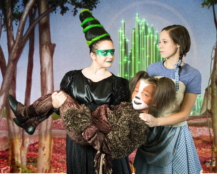 Oz Publicity Photos