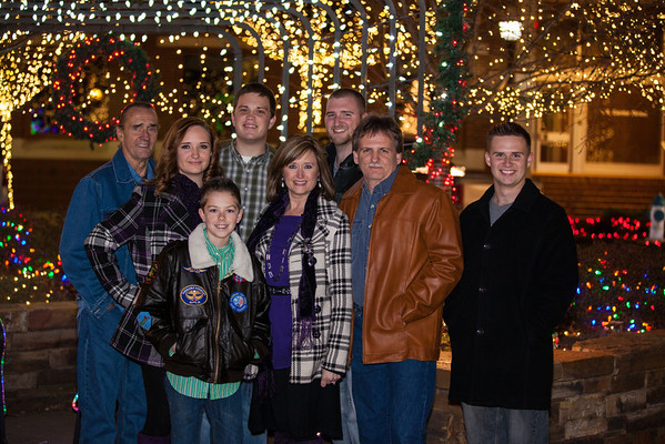 2012 Family Portraits - Fayetteville Square