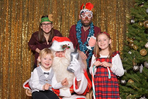 OBBH Breakfast with Santa December 21st, 2019