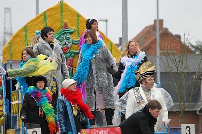 Carnavalstoet Steendorp 2012 - Deel 1