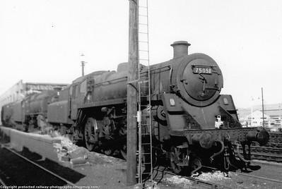 75050-75052 Built 1956 Swindon