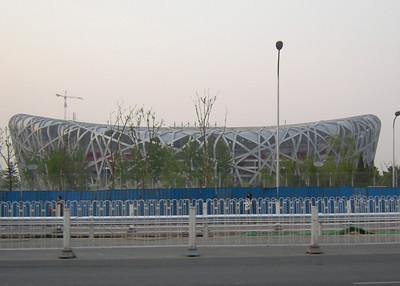 Olympic green