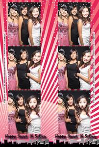 Selina's Sweet 16