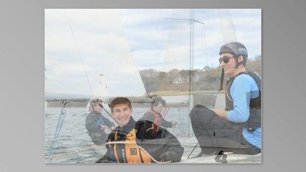Nauset Coed Varsity Sailing Video Slideshows 2017