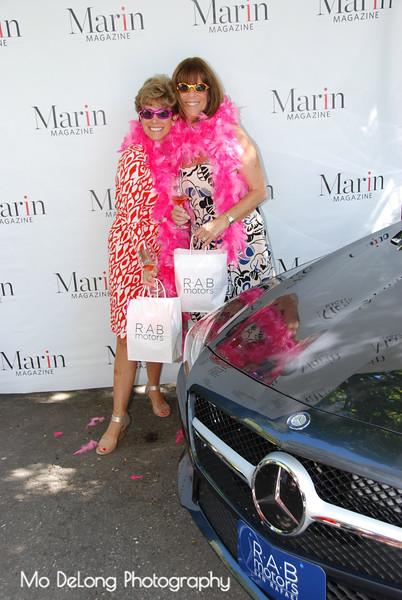 Laura and Deborah McLeran