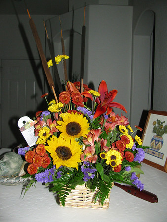 2009-10-28 Dawn's 40th Birthday