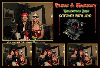 Black & Marquez Halloween Bash