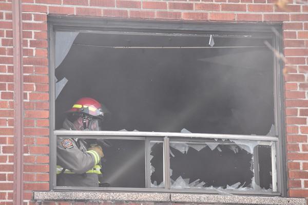 November 23, 2020 - Working Fire - 1637 Victoria Park Ave.