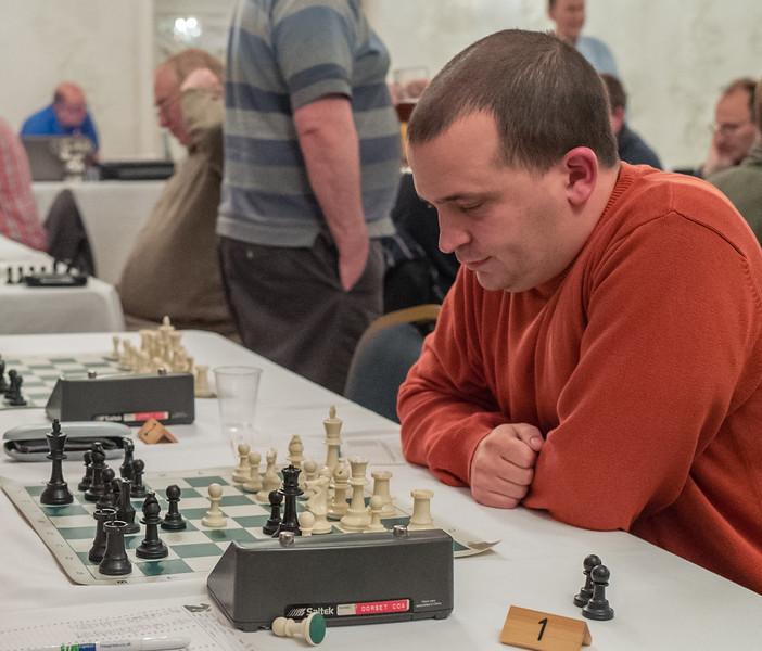 Gabor Horvath, open section winner