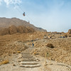 The Stairway to Masada, Israel