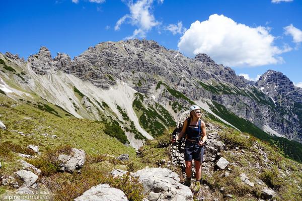 Hochvogel mountain tour 2013-07-01