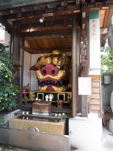 Day 3: Namiyoke Inari Shrine