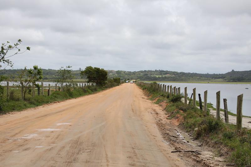 road in Bahia