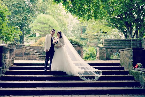 Wedding of Natalia and Sahmir Ortiz - August 6, 2016