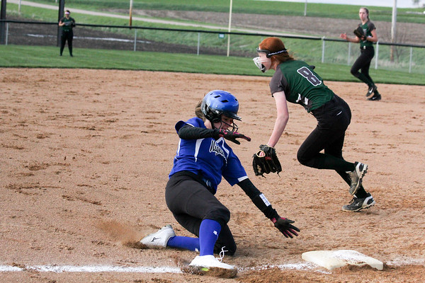 BHRV softball versus Trintiy Christian 5-22-19