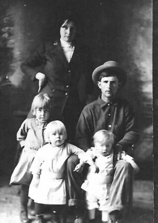 Kenneth Floyd Family Early Years