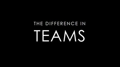 Teamwork Intro