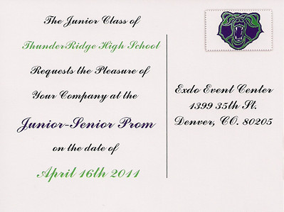 2011 TRHS Prom 04/16/11