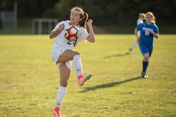 NMHS JV Girls Soccer vs Bunnell W8-0