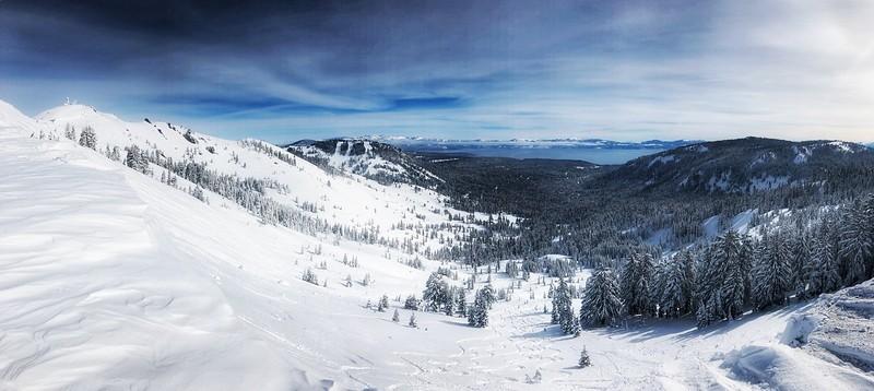 Alpine Meadows Lake Tahoe California