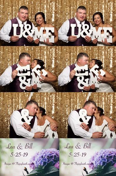 Lea & Bill's Wedding 5-25-19 PRINTS