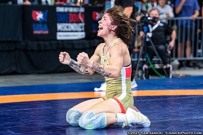 Best of Women's Freestyle Finals - 2021 Senior World Team Trials - 9/12/21