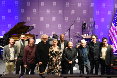 11.15.19 Combo Nuvo plays One World Suite + Harmonica Choir (Audience Participation)