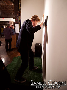 Space Gallery: Sound & Vision Reception
