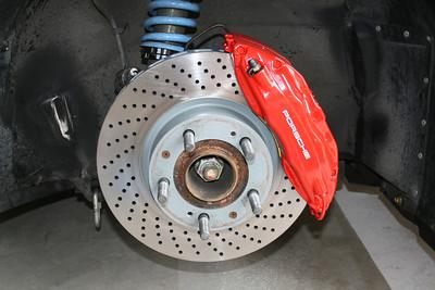11-07 993 Brake Upgrade