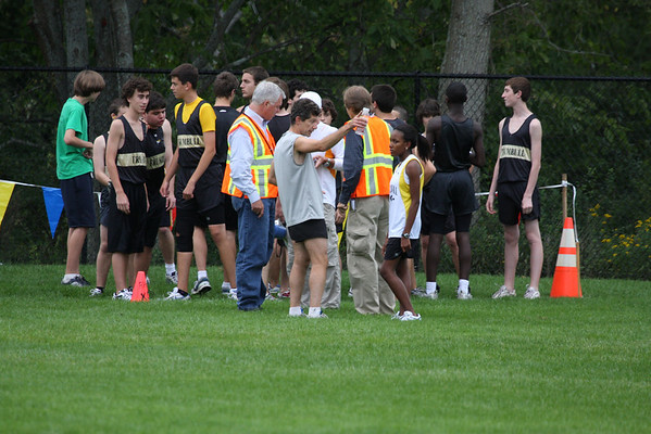 Trumbull Cross Country: JV -- Mixed