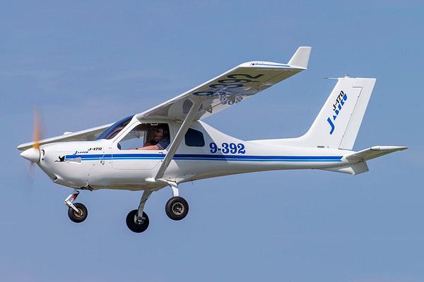 9-392 - Jabiru J170-UL