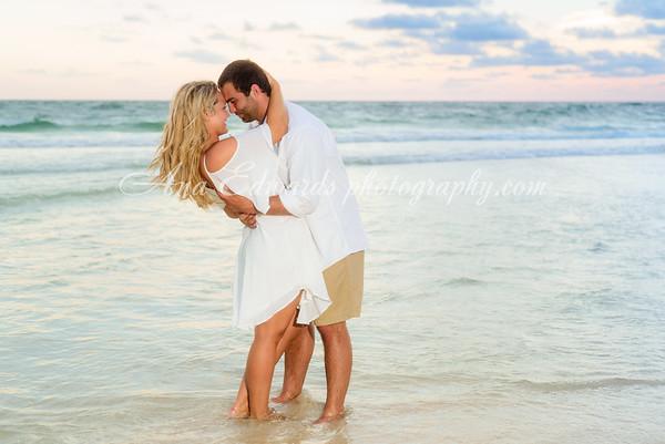Jay and Lindsey     Panama City Beach