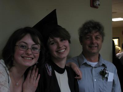 Anwen's High School Graduation - June 2008