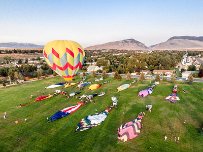 2014-08-03 Hot Air Balloons